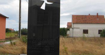 spomenik Škabrnja