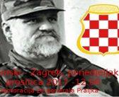 Komemoracija za generala Praljka