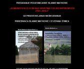 Predstavljanje zbirke arhivskih dokumenata o stradanju stanovnika Biokovsko-neretvanskog kraja