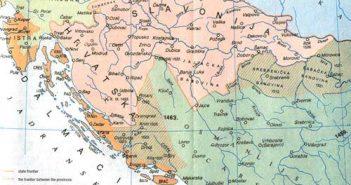 Hrvatska uoči Mohačke bitke 1526.g.
